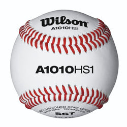 A1010 High School Baseballs- 1 Dozen