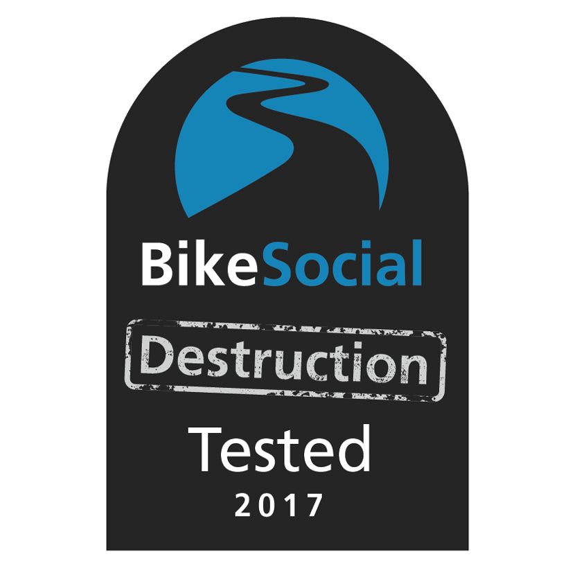 Bikesocial Tested To Destruction