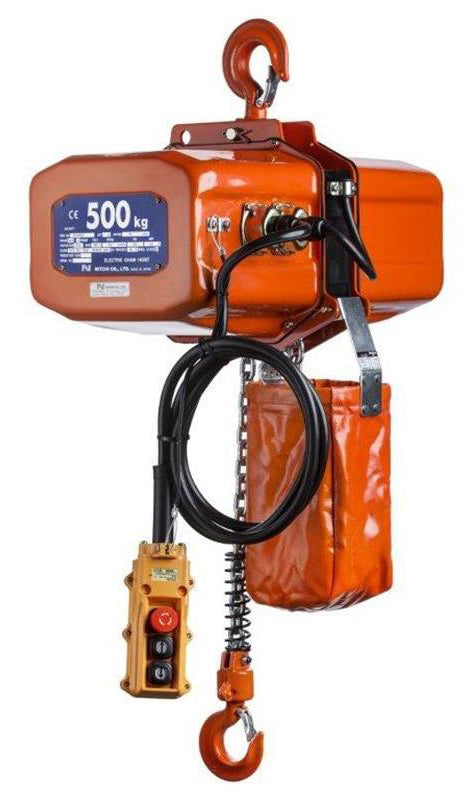Nitchi ECC4 Electric Chain Hoist