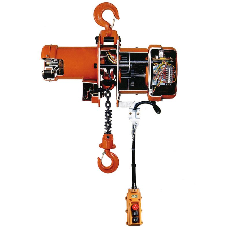 Nitchi MH5F Electric Chain Hoist