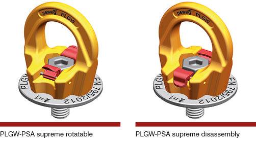 Pewag PLGW-PSA Fall Arrest Anchor Point