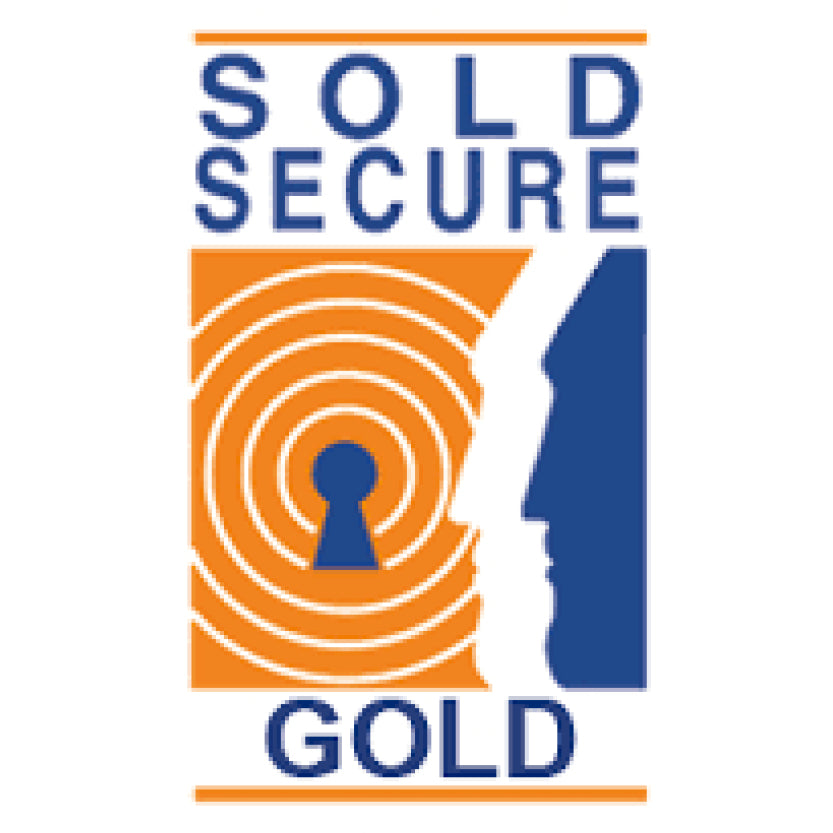 Sold Secure Gold Approved