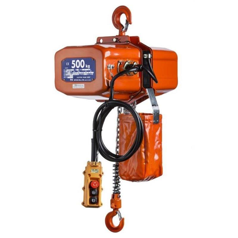 Nitchi ECC4 Electric Chain Hoist 230V Single Speed