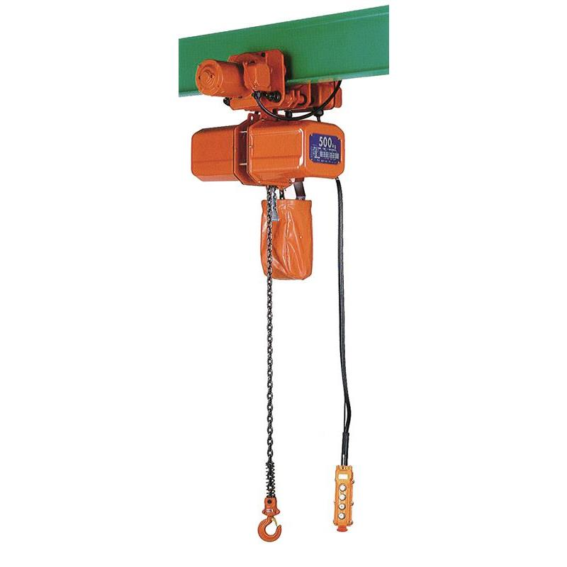 Nitchi ECE4 Electric Chain Hoist With Electric Trolley