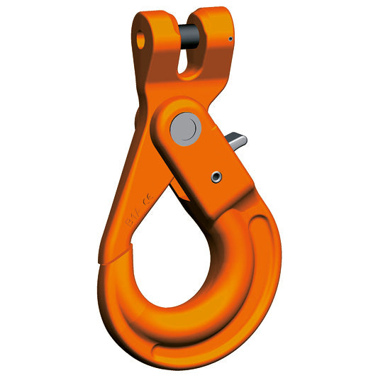 Pewag Winner KLHW Grade 10 (G10) Clevis Safety Hook EN1677-3
