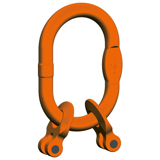Pewag Winner KMGW2 Grade 10 (G10) Enlarged Clevis Master Link Set EN818-4