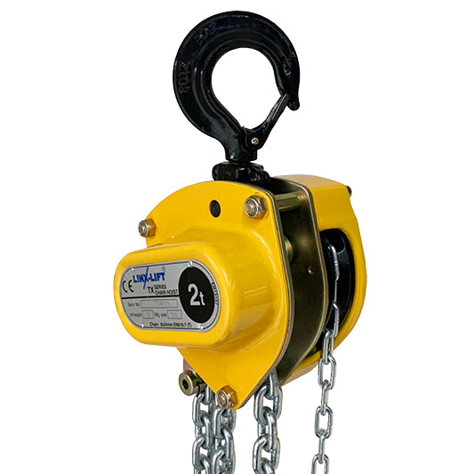LINX-LIFT TX Series Manual Hand Chain Hoist With Overload Protection
