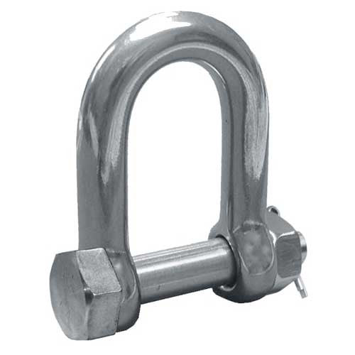SSDE Safety Pin D Shackle