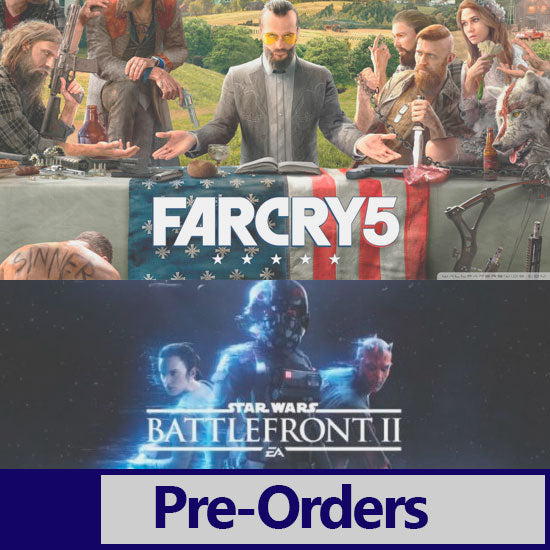 Pre-Order The Latest PC Games Online Steam Uplay and Origin Keys