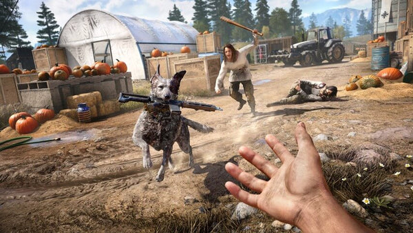 Pre-Order Far Cry 5 | PC Game | Uplay Key | Download - screenshot 5