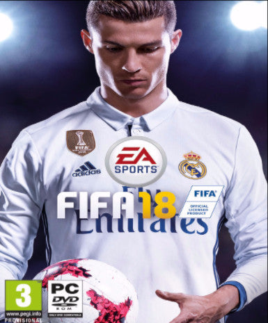FIFA 18 PC Game Origin Key