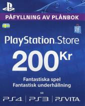 Playstation Network [PSN] | Cash Cards | 20 SEK | Sweden