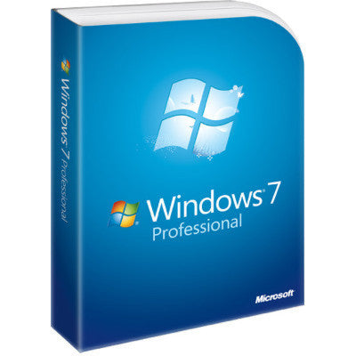 Windows 7 Professional | Operating System | OEM CoA Key