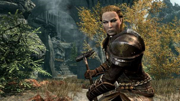 Elder Scrolls V Skyrim Legendary Ed | PC Game | Steam Key | Screenshot 5