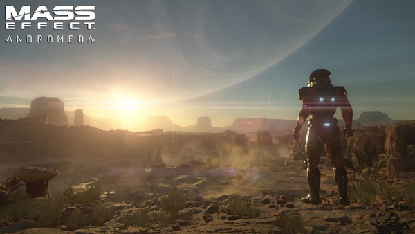 Mass Effect: Andromeda | PC Game | Origin Key | Screenshot 3