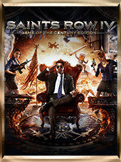 Saints Row IV (GOTY) | PC Game | Steam Key