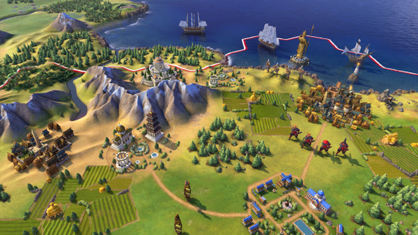 Buy Civilization 6 Key PC Steam Game Key - Screenshot 1
