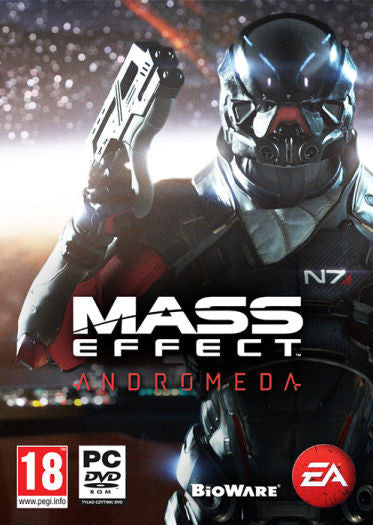 Mass Effect: Andromeda | PC Game | Origin Key