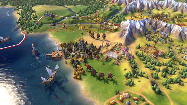 Buy Civilization 6 Key PC Steam Game Key - Screenshot 3