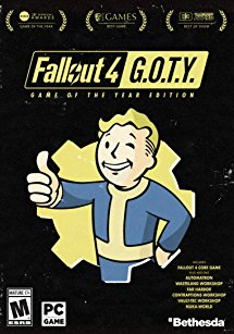 Fallout 4 (GOTY) | Pre-Order | PC Game | Steam Key