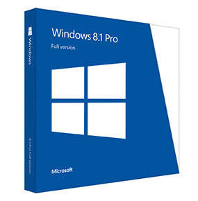 Windows 8.1 Professional | Operating System | OEM CoA Key