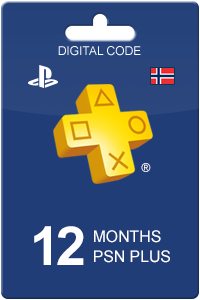 Playstation Network [PSN] | Subscription | 365 Days | Norway