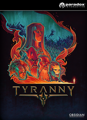 Tyranny Overlord Edition | PC Game | Pre-Order | Steam Key - www.15digits.co.uk