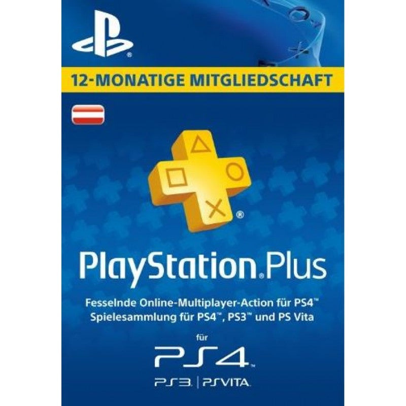 Playstation Network [PSN] | Subscription | 365 Days | Denmark