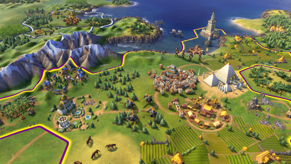 Buy Civilization 6 Key PC Steam Game Key - Screenshot 2