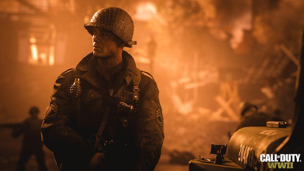 Call of Duty: World War II | PC Game | Steam Key - Screenshot 1