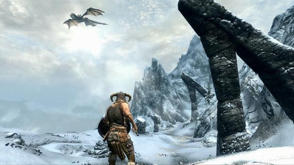 Elder Scrolls V Skyrim Legendary Ed | PC Game | Steam Key | Screenshot 4