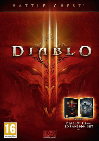 Diablo 3 Battlechest | PC Game | Steam Key