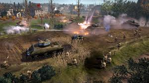 Company of Heroes 2: The Western Front Armies for PC - Screenshot 1