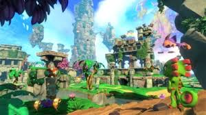 Yooka-Laylee | PC Game | Steam Key - screenshot 1