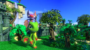 Yooka-Laylee | PC Game | Steam Key - screenshot 3