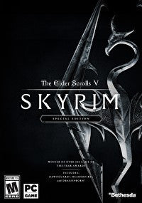 Elder Scrolls V Skyrim Special Edition | PC Game | Steam Key