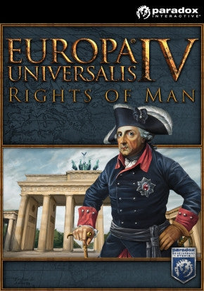 Europa Universalis IV Rights of Man | PC Game | Steam Key