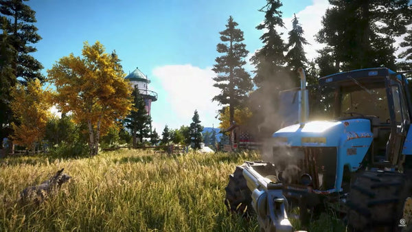 Pre-Order Far Cry 5 | PC Game | Uplay Key | Download - screenshot 1