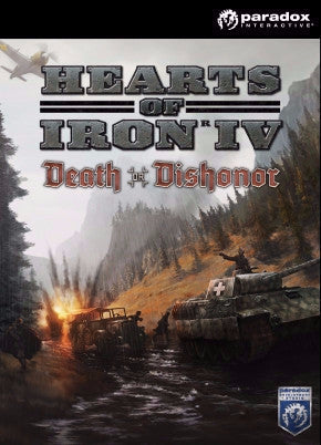 Hearts of Iron IV: Death or Dishonor (DLC) | PC Game | Steam Key