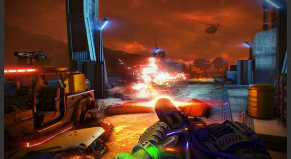 Far Cry 3 Blood Dragon | PC Game | Steam Key | Screenshot 2