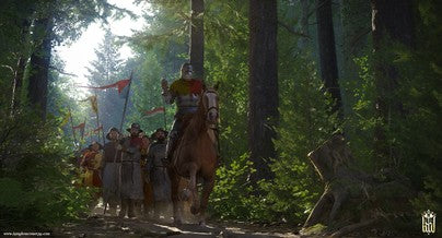 Pre-Order Kingdom Come: Deliverance | PC Game | Steam Key - Screenshot 1