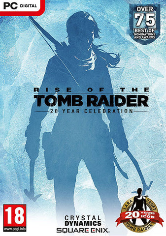 Rise of the Tomb Raider 20th Celebration | PC Game | Steam Key