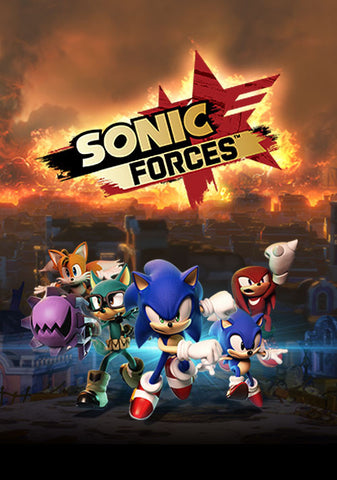 Sonic Forces | Pre-order | PC Game | Steam Key