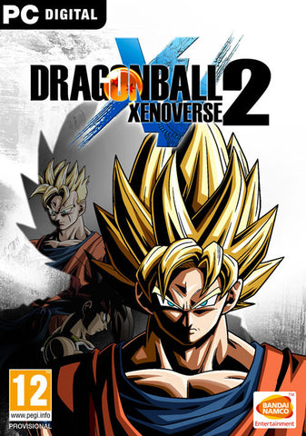 Dragon Ball Xenoverse 2 | PC Game | Steam key