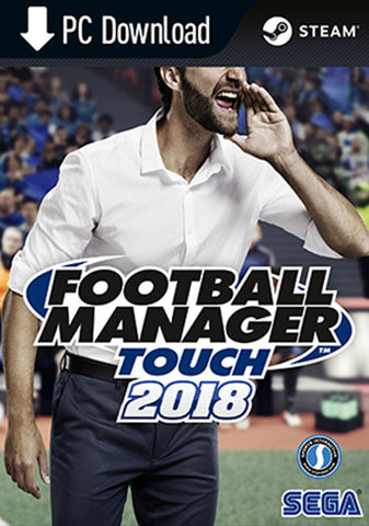 Football Manager Touch 2018 | Pre-Order | PC Game | Steam Key