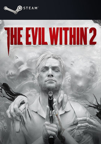 The Evil Within 2 | Pre-Order | PC Game | Steam Key