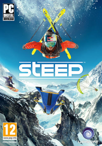 Steep | PC Game | Uplay Key
