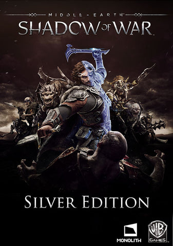Middle-earth: Shadow of War - Silver Edition | PC Game | Steam Key