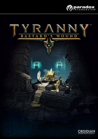 Tyranny Bastard's Wound | PC Game | Steam Key