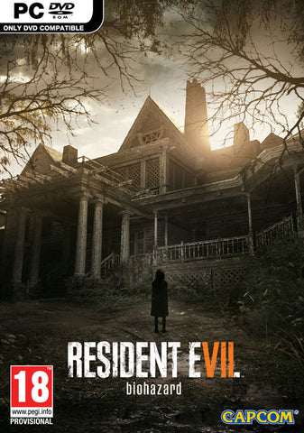 Resident Evil 7 PC Game & Steam Key